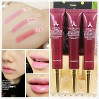 Wholesale Genuine Red Lips In Pink Areola Quietly Do Not Fade Pink Lip Gloss Lip Gloss Lip Cream Dye Liquid