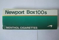 Wholesale Newport s hard pack good quailty original newport cigarettes with stamp MENTHOL Filters cigarettes tobacco cartons USA duty paid