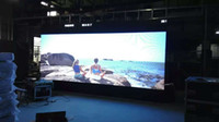 advertisement video - outdoor full color PH10 DIP LED Cabinet display screen digital SIGN Large Scale Visualization video for stage advertisement