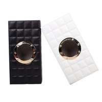 Wholesale Luxury Pu Leather Tissue Box Holder Car Home Office Removable Napkin Dispenser Rectangular