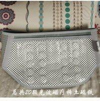 Wholesale 200pcs LJJC3791 High Quality Self Heating Waist Belt Band Wrap Support Brace Belt Protector Pad Massage Abdomen Belt Tourmaline Medical Belt