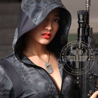 Wholesale New Tactical Hoodies Women Long Sleeve t shirts Outdoor Quick dry tshirts Breathable Hooded Pullover Combat Airsoft Shirts Paintball Game