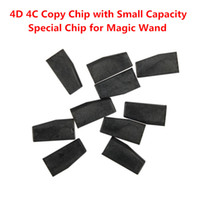 magic english - 50PCS D C Copy Car Key Chip with Small Capacity the Special Chip for Magic Wand C D Transponder Chip Generator