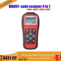 Wholesale Multi Functional MD in Code Scanner MD801 JP701 EU702 US703 FR704 code reader MD OBD2 Scan Tooldiagnose Engine A T Trans