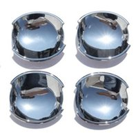 Wholesale Bright Silver Door Handle Bowl Cover Trim For Land Rover Discovery Sport