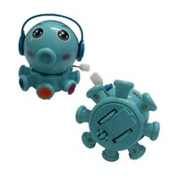 age development - Clockwork Wind up Octopus Toy Development Gift for Babies Early Learning