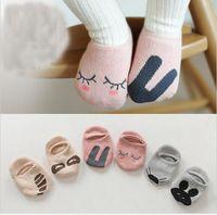 baby rats - Unisex Baby socks floor sock baby boys socks girls kids Children cutu animal rabbit rat bear pattern socks cotton