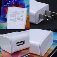Wholesale Micro USB Wall Charger Home Travel Adapter V A V A For S4 S5 NOTE NOTE iPhone True Full V A V A High Quality Samsung Style
