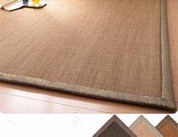 bamboo mattress - FM08 Japanese Floor Bamboo Carpet Pad Large Square cm Mattress Mat Portable Tatami Fashion Rug Designer Bamboo Silk Carpet