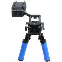 Wholesale Dual Handgrip Shoulder Mount Support Rig Kit for DSLR Camera Camcorder