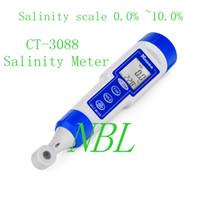 Wholesale Pen Type Salt Meter Digital Salinity Meter Salinity Scale Salinometer Accuracy FS For Swimming Pool