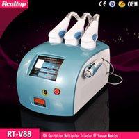 Cheap CE ultrasonic cavitation radio frequency Best   cavitation radio frequency