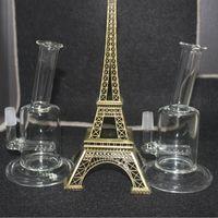 ash beauty - glass bong bent clear beauty design durable bubbler glass ash catcher glass oil rig bongPure tasting