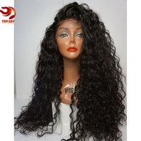 Wholesale 6A Brazilian hair wigs sale curly human hair wig kinky curly wig human wigs for black women full lace curly human hair wigs