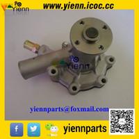 Wholesale Peljob EB250 EB300 EB306 excavator engine parts Mitsubishi S3L S3L2 water pump H45 MM409302 MM433424 for overhual repair