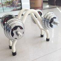 Wholesale Dumbbell Rack Fitness Equipment Gym Home Workout Exercise Movable Anti slippery dumbbell racks
