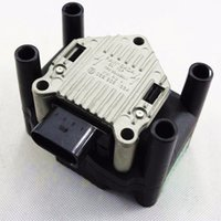 beetle ignition coil - OEM Transformer Coil For VoksIgnition Eurovan Beetle Jetta Golf Passat Polo Bora Caddy Seat Skoda Audi A3 A4 B A