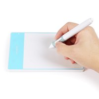 Wholesale New Arrival Cheapest Huion Professional Pen Pad Signature Pad Graphic Tablet Ideal for OSU x Inches White