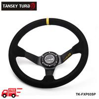 Wholesale Tansky SP Car steering wheel refires steering wheel quot MM automobile race steering wheel vehienlar quot TK FXP03SP