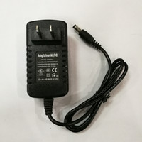 Wholesale AC V Converter Adapter to DC V A A x2 mm x2 mm Wall Home Charger EU US Plug mm mm Power Supply Adapter
