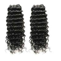 acid loops - Brazilian Indian Peruvian Malaysian virgin hair bundles Hair products hot selling A unprocessed deep wave hair extensions