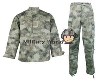 Wholesale Not fade Not Shrink Men s Uniform Suits Mandarin Collar Military Tactical Clothes Coat With Zipper Closure A TACS