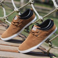 Wholesale Hot Sale Men Shoes Brand Men Casual Shoes Lace Up Men Canvas Shoes