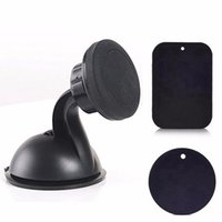 best selling gps - Best selling New Universal degree Car Mount Ball Sticky Magnetic Stand Holder For Cell Phone GPS YYH