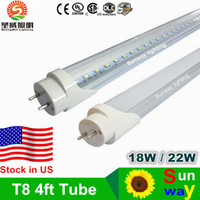 ballast for fluorescent - 22W Replacemen Energy Saving T8 Tube for quot m ft Fluorescent Replacement Light Lamp Fixture No Ballast No Uv Ir Day White