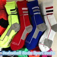 ad sock - Foreign trade AD man terry socks basketball socks sport socks Thicken cotton male socks