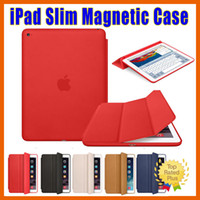 dell windows 7 - ipad case Apple iPad Mini Air Slim Magnetic Leather Smart iPad Cases Cover Wake Protector