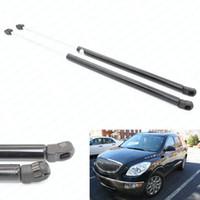 Wholesale 2pcs set car Front Hood Auto Gas Spring Prop Lift Support Fits For Buick Enclave