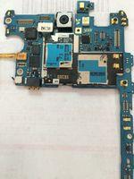 Wholesale unlock Original board For Samsung Galaxy NOTE N7105 LTE GB Motherboard google mainboard