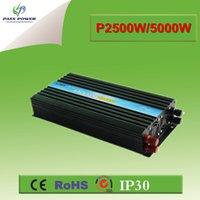 Cheap Solar Air Conditioner inverter 2500 watt inversor de onda sinusoidal pura 2500W conversor de 12v para 220v