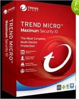 Cheap Wholesale Company 100pc 50 key Trend Micro Titanium Maximum Security 2016 1 Year 3 PCs,newest edition
