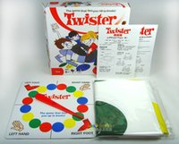 Wholesale Hot sale board game Classic Twister Game That Ties You Up In Knots Board Games