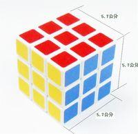 Wholesale 2016 Newest Toys Cube Magic Cube Classic Toys Puzzle Magic Game Toy Adult Children Educational Toys Magic Cube cm cm cm