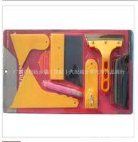 Wholesale 3K film DIY tools suit high temperature HF seven piece scraper