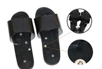Wholesale New Product foot massag Therapy Slipper Electrode Slipper Therapy Slipper health care product