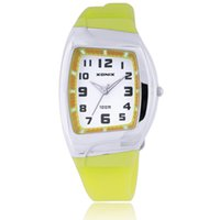 accurate personality - XONIX Brands Accurate Personality Classic Casual Fashion Retro Colorful Waterproof M Female Student Ms Quartz Pointer Table