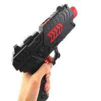 air gun pistols - NEW FUN Toys CS Game Shooting Water Crystal Gun in Nerf Air Soft Gun Airgun Paintball Gun Pistol Soft Bullet Gun Plastic Toys