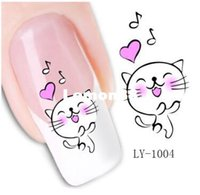 Wholesale 2016 watermark nail nails to thy neck products accessories nail stickers