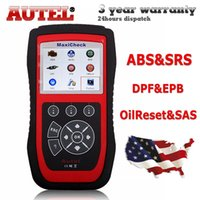 abs brake service - Original Autel MaxiCheck Pro ABS SRS SAS BMS EPB Function Diagnostics Interface Electronic Park Brake service tool