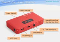 Wholesale Hot sell mah car jump satrter CJS016 High capacity Battery Charger Pack for Auto Vehicle Starting and Power Bank for Smartphone Laptop