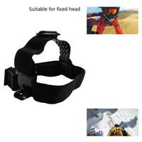 adjustable elastic bands - Gopro Accessories Elastic Adjustable Nylon Head Strap Belt Head Band Mount Adapter For Gopro Hero GP23