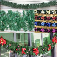 article rattan - Christmas Section PVC Rattan DIY Christmas Rattan Hanging Drop Christmas Prop Scenery Articles