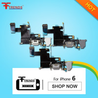 audio connector repair - for iPhone Dock Connector Charger Charging Port Flex Cable Headphone Audio Jack Replacement Repair Parts Tested Dropshipping