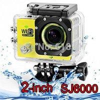 Wholesale Original New SJ6000 Wifi Action Camera MP Full HD P FPS