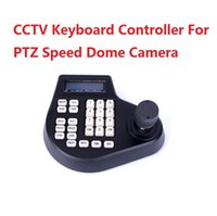 Wholesale 4 Axis Dimension Joystick CCTV Keyboard Controller For PTZ Speed Dome Camera