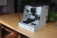 Cheap iangsu, China (Mainland) milling machine for jewelry Best 150W 100mm milling machine for dog tag